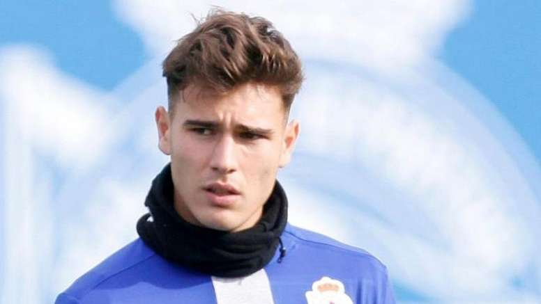 Hugo Vallejo aurait pu rejoindre l'Atletico. EFE