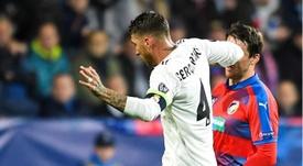 Ramos vuelve a estar en la diana. EFE
