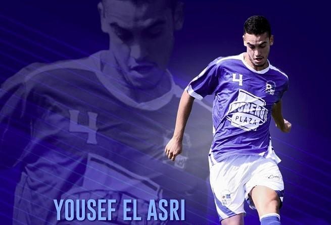 Yousef se va a El Palo. ElPaloCF