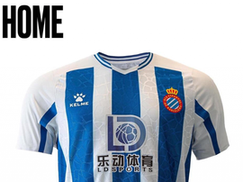 The Espanyol top has been leaked. vozperica.com