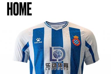 The Espanyol top has been leaked. vozperica.com