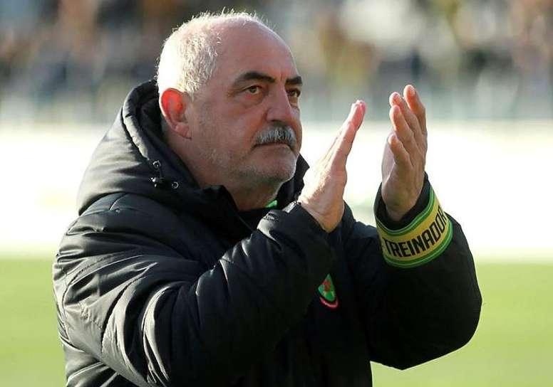 Su último ascenso fue con Paços de Ferreira. EFE