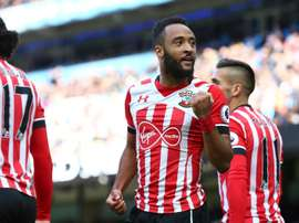 Redmond is hoping to force his way into the England squad for next summer's World Cup. SouthamptonFC