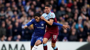 Fornals is not doing as well as he was at the start. Twitter/ChelseaFC