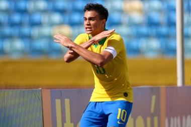 Reinier a bouclé son transfert et a pris la direction de la Colombie. CBF