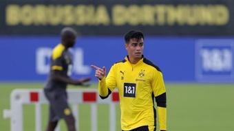 Reinier sigue sin encajar en el Borussia. EFE/Archivo