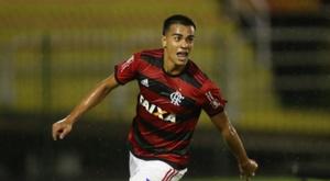Il centrocampista del Flamengo, il brasiliano Reinier. Flamengo