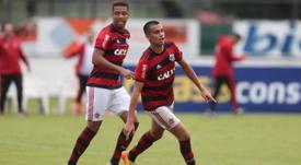 Le Flamengo fixe un prix pour son jeune prisé dans toute l'Europe. Flamengo