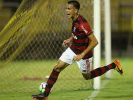 Reinier foi vilão do Real Madrid em campeonato sub-16. Flamengo