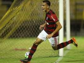 Reinier foi vilão do Real Madrid em campeonato sub-16. Flamengo