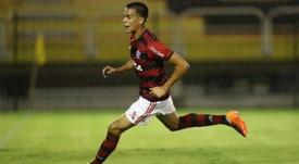 Dos nuevos equipos de la Premier se meten en la puja por Reinier. Twitter/Flamengo