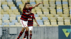Reinier Jesus interessa ao Arsenal. Captura/Flamengo