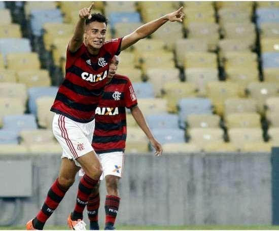 Reinier, un autre Vinicius en chemin vers Madrid. Capture/Flamengo.