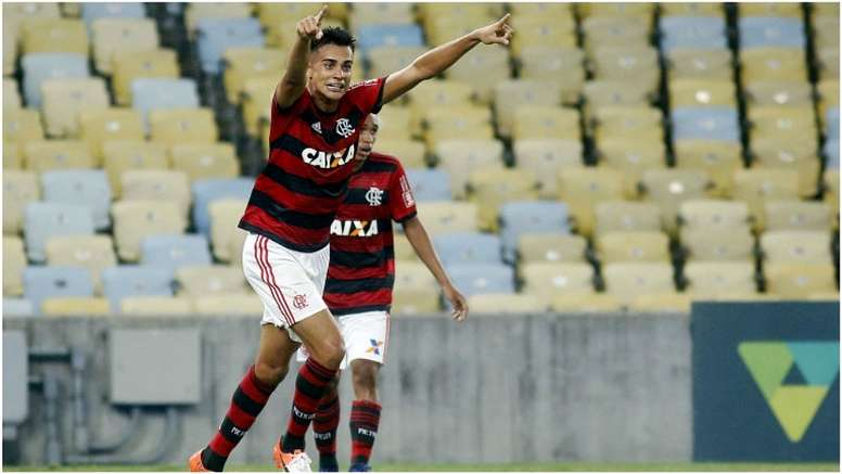 Reinier Jesus is in Arsenal's radar. Flamengo