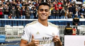 Companheiro de seleção rasga elogios a jovens do Real Madrid. Twitter/realmadrid