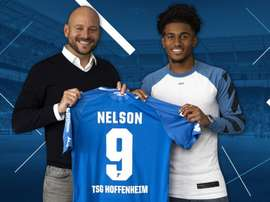 Nelson said Sancho convinced him to move to the Bundesliga. TSGHoffenheim