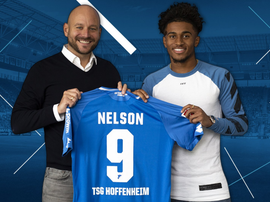 Hoffenheim finished third in the Bundesliga last season. Twitter/achtzehn99_en