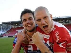 Remi Johansen es ya nuevo jugador del Brann noruego. Twitter
