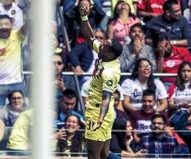 Ibarra ajusticia el buen hacer de Toluca. ClubAmérica