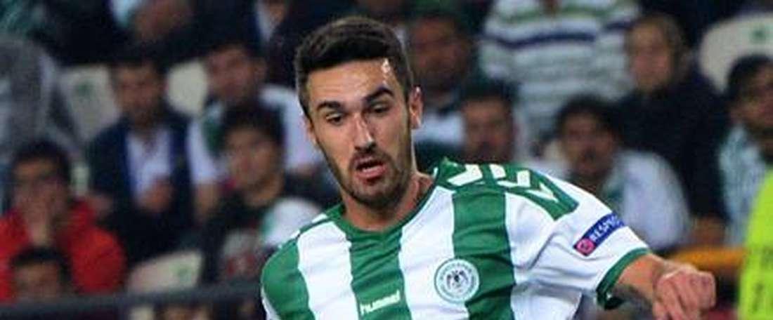 Riad Bajic et Arda Turan seront les nouveaux hommes forts du club turc. AFP