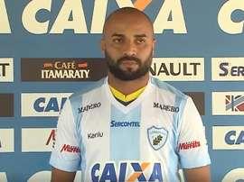 Ricardinho, nuevo jugador de Londrina. Londrina