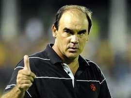 Ricardo Gomes es el nuevo director general del Girondins. EFE/Archivo