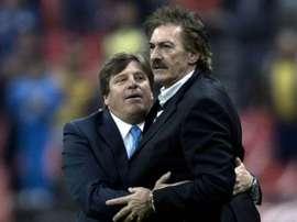 O técnico do América revelou sua estratégia para vencer ao Madrid. EFE