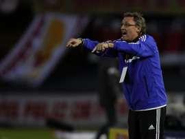 Lunari llegó a un acuerdo para rescindir su contrato como entrenador de Deportes Valdivia. Youtube