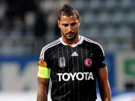 Quaresma regressou a casa. Twitter