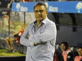 Ricardo Rodríguez, ex entrenador de Boca Unidos. ClubBocaUnidos