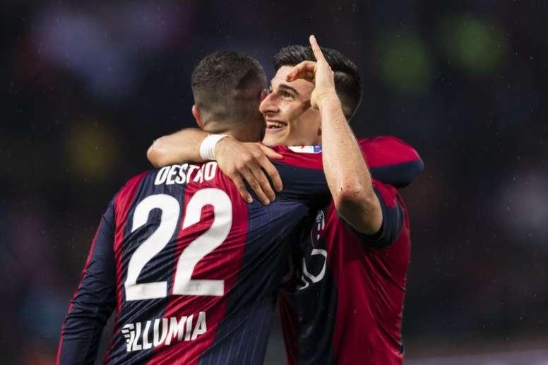 20 millions pour faire revenir Orsolini. Bologna