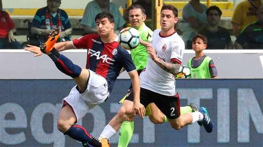 OFFCIEL : La Juve vend Orsolini à Bologne pour 15 millions d'euros. EFE