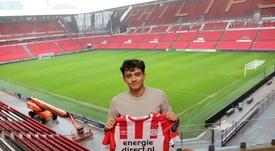 Richard Ledezma se decide por México. PSV