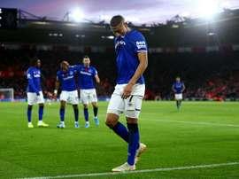 Segundo emissora inglesa, o Barcelona viu em Richarlison o atacante desejado. Twitter/Everton