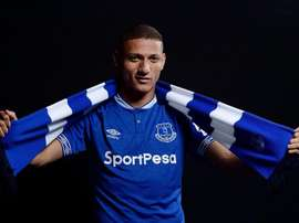 Richarlison was a second half substitute. EVERTON TWITTER