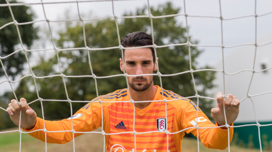 Gomes has won the Europa League twice with Sevilla. Twitter/FulhamFC