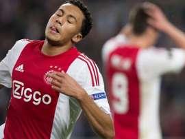 Riedewald renueva su contrato con el Ajax. Ajax