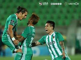 Rio Ave vence no Estoril. Twitter/LigaNOS