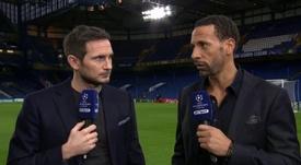 Rio Ferdinand pense qu'individuellement il est impossible d'arrêter Messi. Capture
