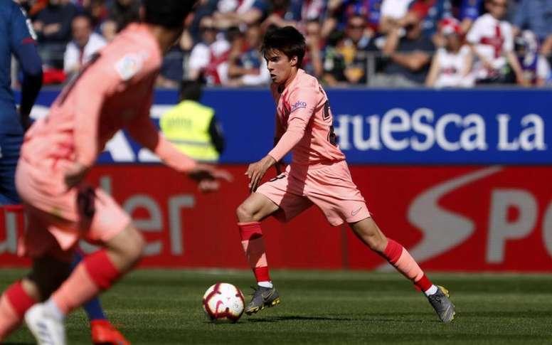 Riqui Puig a última joia do Barça. FCBarcelona