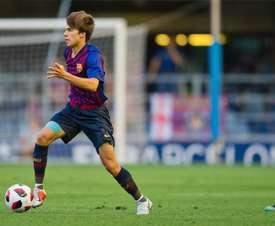 Riqui Puig, de sensación a la oscuridad del filial. FCBarcelona