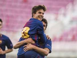 Riqui Puig is on everyone's radar. FCBarcelona