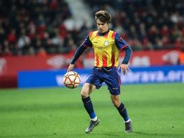 Riqui Puig a fait sensation avec sa passe décisive. FCBarcelona