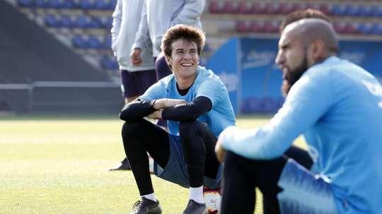 Koeman clarifie l'avenir de Riqui Puig. FCBarcelona
