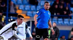 Rivaldinho, filho de Rivaldo, jogador do Viitorul Constanta. ViitorulFC