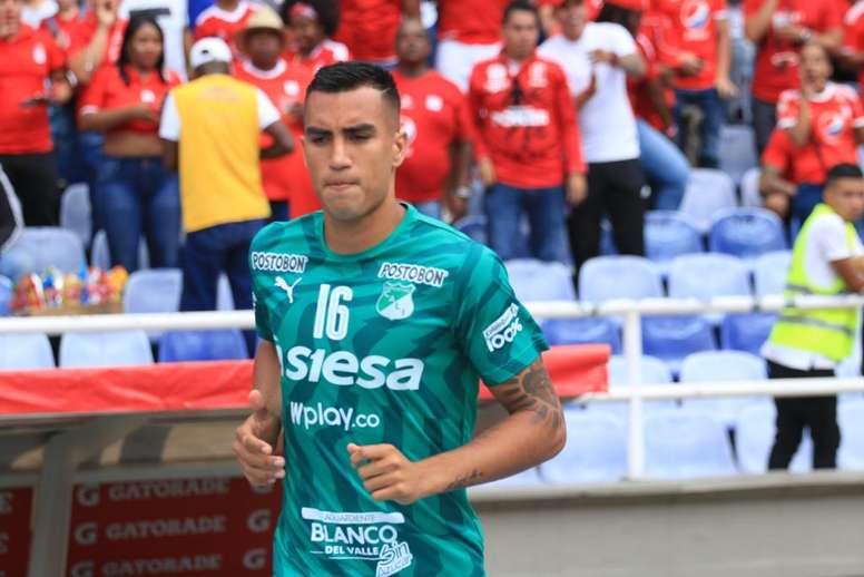 Rangel decide el 'Clásico Caleño'. AsoDeporCali