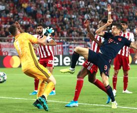 Lewandowski llegó a los 18 goles en 13 partidos. FCBayern