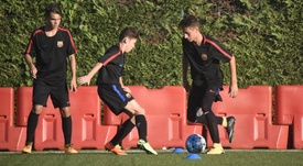 El Athletic no se decide con Robert Navarro. FCBarcelona
