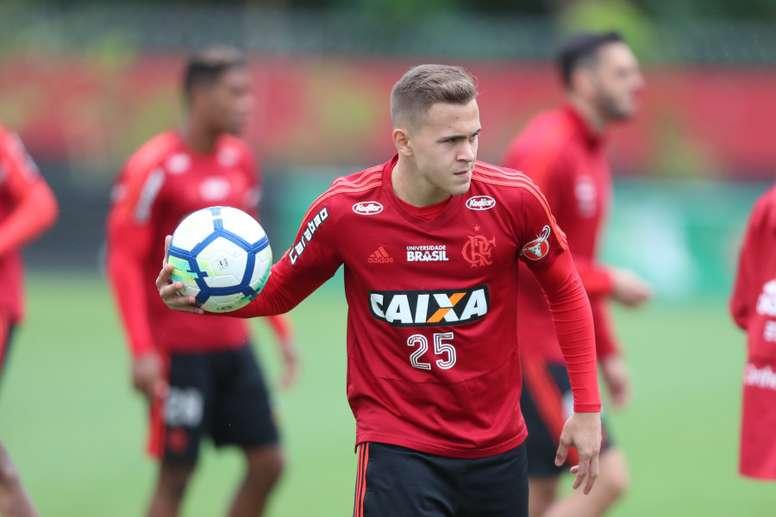 Piris da Motta interesa al América. Flamengo