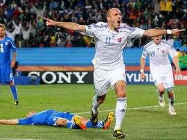 El fichaje del delantero le vendrá muy bien al equipo. Trabzonspor